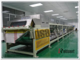 Máquina de la granulación del pegamento piezosensible con la certificación del Ce