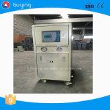 Refrigerador refrigerado por agua/un sistema más desapasible de la torre de enfriamiento