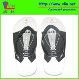 名前の結婚式の双安定回路は靴の中敷で印刷した