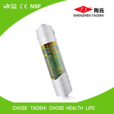 Inline-Pfosten-Wasser-Filtereinsatz mit Mineralkugel