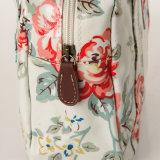 Rose kopiert wasserdichte Belüftung-Segeltuch-Entwerfer-Handtasche (99184-1)