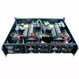 Amplificateur de puissance professionnel sonore de Digitals de la Manche multi de haut-parleur de PA PRO