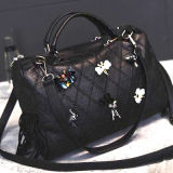 El bolso de hombro más nuevo de señora Handbag Tote del diseño caliente para las mujeres Sy7986
