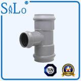 Instalación de tuberías de UPVC/PVC/Ppv de China