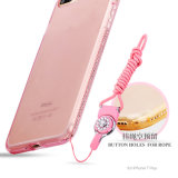 iPhone 7 аргументы за льда TPU рамки диаманта добавочное