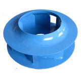Roue centrifuge en acier en arrière, ventilateur, déflecteur, turbine (630mm)