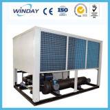 Refrigerado por aire de tornillo Chiller para Procesamiento de Plásticos