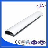 Perfil de pulido modificado para requisitos particulares del aluminio del triángulo del cepillo