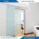 Gleitendes Glas-Tür-Aluminiumsysteme