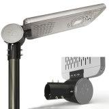 indicatore luminoso di via alimentato solare di 20W LED con induzione infrarossa