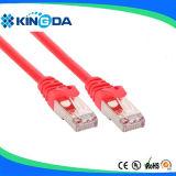 CU 3M los 5M del PVC del cable de la corrección de SFTP Cat5e
