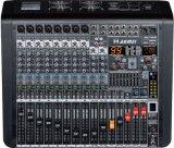 Nuevo amplificador accionado diseño especial del profesional de la serie del mezclador Js8p