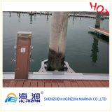 Hot Floating Dock Pile Guide for Pile na China