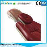 Chaise médicale dentaire en cuir luxueux