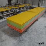 Panneaux décoratifs extérieurs solides acryliques de prix usine