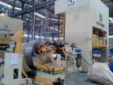 Straightener da automatização com alimentador e uso de Uncoiler no molde da máquina-instrumento e do automóvel