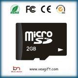 Карточка SD реальной карточки TF карты памяти емкости микро- микро-