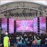 LEIDENE van de Kleur van de Huur van de Verkoop P3.91 van Shenzhen het Hete Binnen Volledige Scherm van de Vertoning