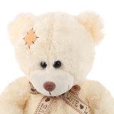 La vente en gros a bourré la fabrication de peluche d'ours de nounours de jouets