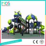 子供(HS04001)のための優秀な品質の中国の運動場装置の屋外の運動場