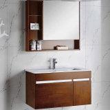 Vanità moderna della stanza da bagno di legno di quercia di stile degli articoli sanitari