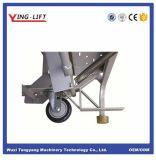 Escalas industriales del laminado de acero de la alta calidad con cinco pasos de progresión