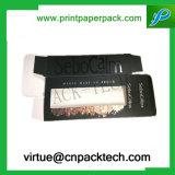 Vakje van de Gift van de Schoonheid van het Document van het Karton van de douane het Floding Afgedrukte Kosmetische zoals de Room van BB