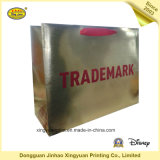 OEM 금 종이 봉지 또는 선물 부대 또는 사치품 부대 /Handbags