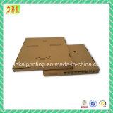 Faltender gewölbter Papierkasten für Verpackung