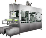 Het Vullen van de Machine van de Inkapseling van de hoge Precisie de Machine van de Etikettering van de Machine
