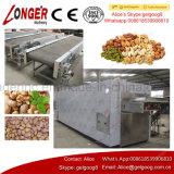 Precio de la máquina de la asación del cacahuete del grano de cacao del asador del anacardo del acero inoxidable
