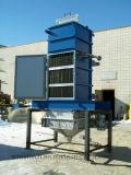 Échangeur de chaleur de flux de poudre
