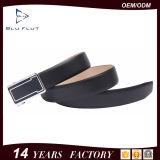 جديدة وصول نمو تصميم عرضيّ أسود جلد [منس] ثوب حزام سير