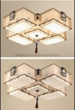 Самомоднейший просто квадратный привесной свет для живущий комнаты