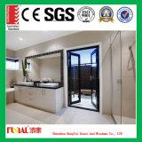 Moden 집 디자인 알루미늄 Balconey 유리제 미닫이 문