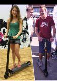 Сложенный скейтборд электрического самоката самоката электрический с высоким качеством