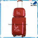 (Lanjing-49) sacchetto del computer portatile dei bagagli di rotolamento del sacchetto di affari del carrello del computer portatile 1680d
