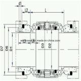 Fabricante de China dos selos mecânicos para o selo de Burgmann H74-D
