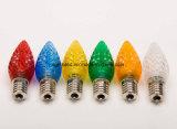 포도 수확 전구 세륨 ST64는 백색 에너지 절약 3W LED 별 전구를 데운다