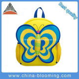 Waterproof Lovely Butterfly Kids Child Student Backpack School Bag