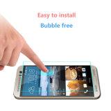 protetor da tela do vidro Tempered de 9h 2.5D para HTC M9