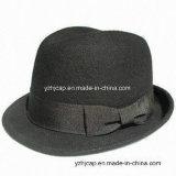 カスタムブランドのフェルトのソフト帽の帽子