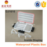 Transparenter ungiftiger wasserdichter Plastikkasten