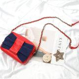 Al90035. Zak van de Vrouwen van de Zakken van de Manier van de Handtassen van de Ontwerper van de Zak van de Dames van de Handtassen van de Zak van het Leer van de Koe van de Handtas van de Zak van de schouder de Uitstekende