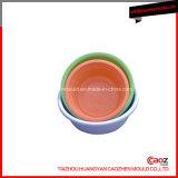 Molde de lavagem de lavatório de plástico doméstico / redondo