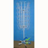 64 zakken die het Rek van de Kaart van de Vloer (PHY2005) spinnen