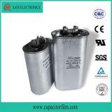 Cbb65 Wechselstrommotor-Aluminiumkasten-Kondensator für Luftverdichter