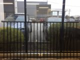 熱い販売の粉のプールのために囲う上塗を施してある平屋建家屋の鋼鉄