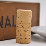 Привода вспышки USB Eco пробочка USB2.0 3.0 относящого к окружающей среде деревянная