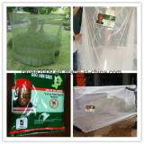 Redes redondas e quadradas do jogo de suspensão completo de mosquito